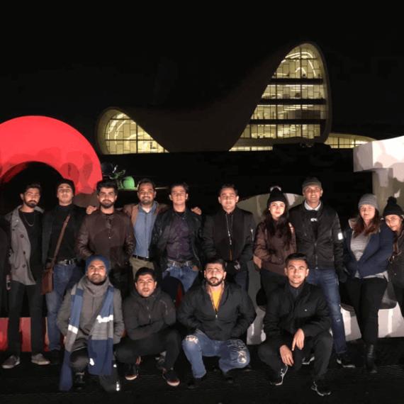 International Baku Trip