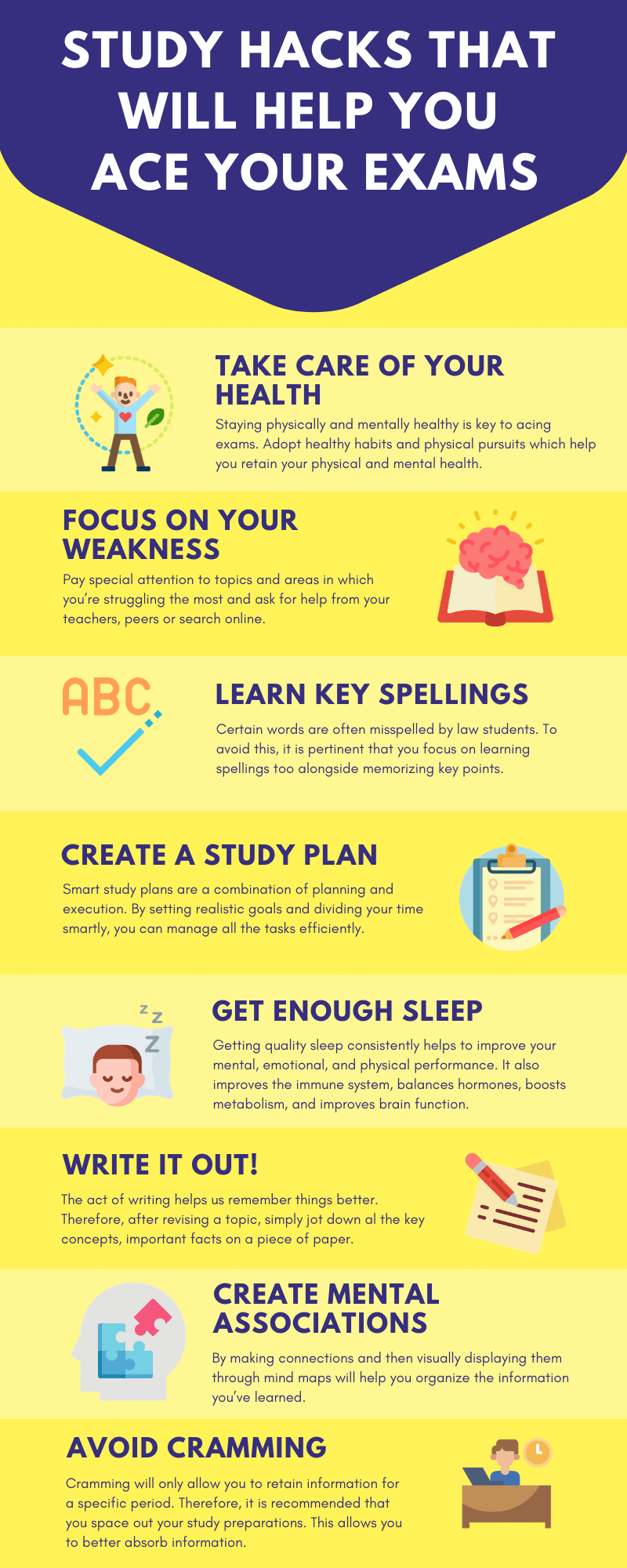 Study-Hacks-that-will-help-you-ace-your-exams-infographic