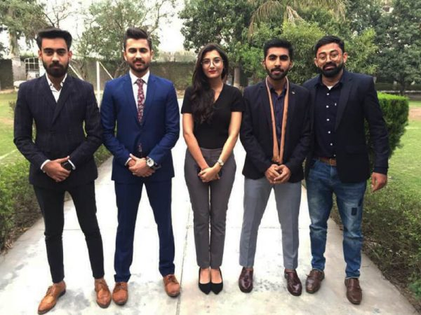 our teams making it to the quarterfinals of the National Rounds of Pakistan's largest Moot Competition – Philip C. Jessup 2020