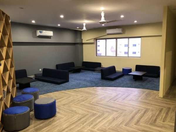 DHA Campus - Discussion Area - 1