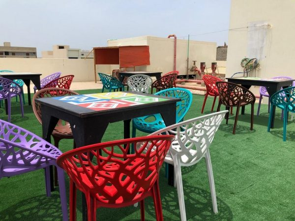 DHA Campus - Rooftop - 1