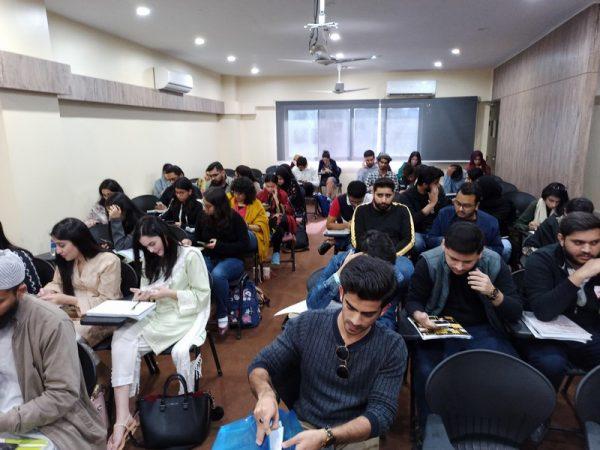 DHA Campus - Classroom