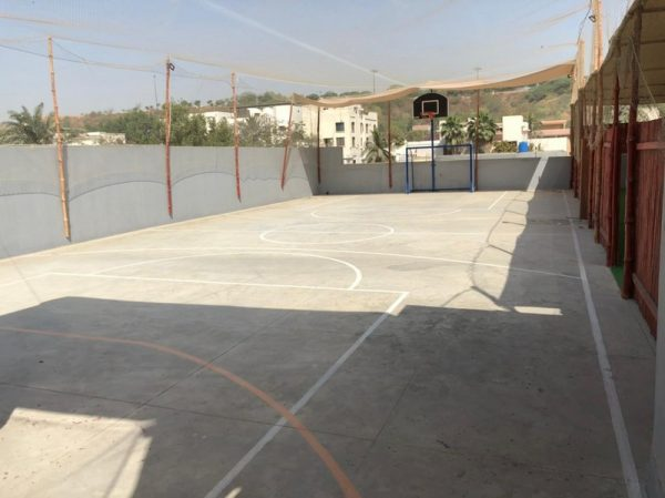 PECHS Campus - Basketball Area