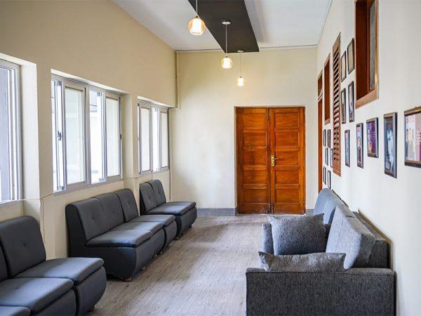 PECHS Campus - Lobby