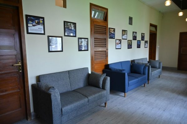 PECHS Campus - Waiting Room